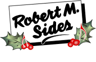 Robert M. Sides Season for Savings - Santa Is Coming To Sides
